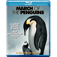 The March Of The Penguins (BLU-RAY)