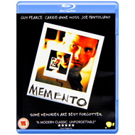 Memento (UK-import) (BLU-RAY)