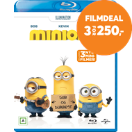 Produktbilde for Minions (BLU-RAY)