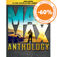 Produktbilde for Mad Max Anthology: 1-4 (BLU-RAY)