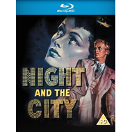 Night And The City (UK-import) (BLU-RAY)