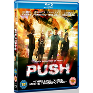 Push (UK-import) (BLU-RAY)