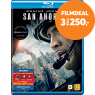 Produktbilde for San Andreas (BLU-RAY)