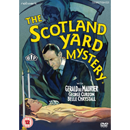 The Scotland Yard Mystery (UK-import) (DVD)
