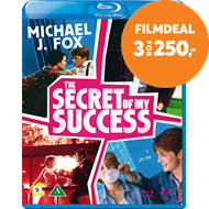 Produktbilde for The Secret Of My Success (BLU-RAY)