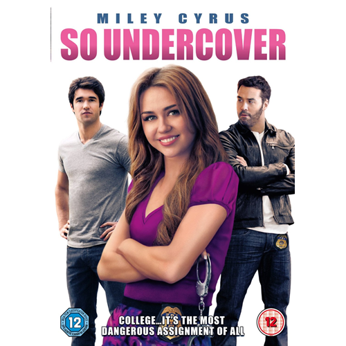 So Undercover (UK-import) (DVD)