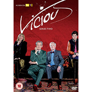 Vicious - Sesong 2 (UK-import) (DVD)