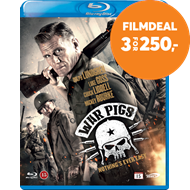 Produktbilde for War Pigs (BLU-RAY)
