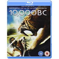 10.000 B.C. (UK-import) (BLU-RAY)
