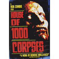 The House Of 1000 Corpses (UK-import) (DVD)