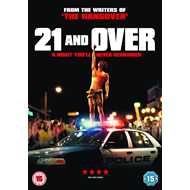 21 & Over (UK-import) (DVD)
