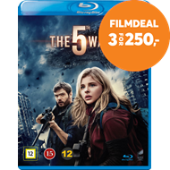 Produktbilde for The 5th Wave (BLU-RAY)