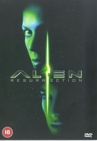 Alien - Resurrection (UK-import) (DVD)