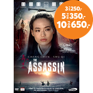 Produktbilde for The Assassin (DVD)
