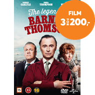 Produktbilde for The Legend Of Barney Thomson (DVD)