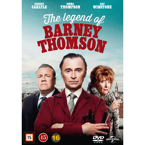 The Legend Of Barney Thomson (DVD)