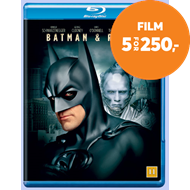 Produktbilde for Batman & Robin (BLU-RAY)