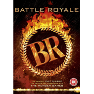 Produktbilde for Battle Royale (UK-import) (DVD)