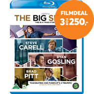 Produktbilde for The Big Short (BLU-RAY)