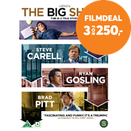 Produktbilde for The Big Short (DVD)