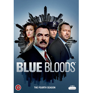 Blue Bloods - Sesong 4 (DVD)