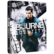The Bourne Identity - Steelbook Edition (BLU-RAY)