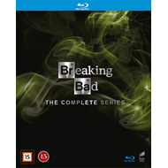 Breaking Bad - Den Komplette Serien (BLU-RAY)