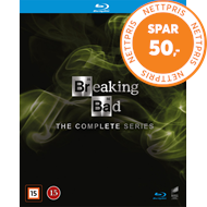 Produktbilde for Breaking Bad - Den Komplette Serien (BLU-RAY)