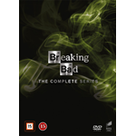 Breaking Bad - Den Komplette Serien (DVD)
