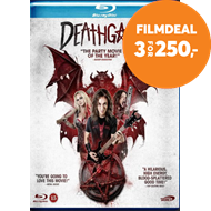 Produktbilde for Deathgasm (BLU-RAY)