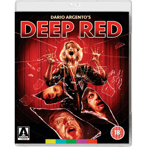 Deep Red (UK-import) (BLU-RAY)