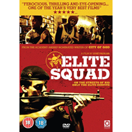 Tropa De Elite (UK-import) (DVD)