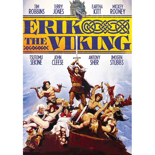 Erik The Viking (DVD - SONE 1)