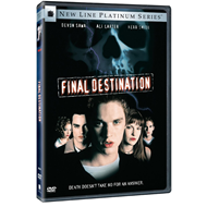 Final Destination (UK-import) (DVD)