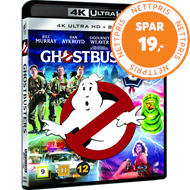 Produktbilde for Ghostbusters (4K Ultra HD + Blu-ray)