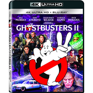 Ghostbusters 2 (4K Ultra HD + Blu-ray)
