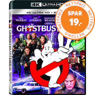 Produktbilde for Ghostbusters 2 (4K Ultra HD + Blu-ray)