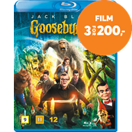 Produktbilde for Gåsehud (BLU-RAY)