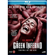 The Green Inferno (BLU-RAY)