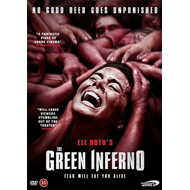 The Green Inferno (DVD)