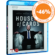 Produktbilde for House Of Cards - Sesong 1 (BLU-RAY)