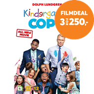 Produktbilde for Kindergarten Cop 2 (DVD)