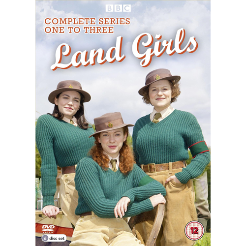 Land Girls - Sesong 1 - 3 (UK-import) (DVD)