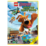 LEGO Scooby-Doo: Haunted Hollywood (DVD)