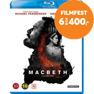 Produktbilde for Macbeth (BLU-RAY)