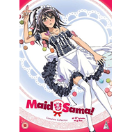 Maid Sama! - Complete Collection (UK-import) (DVD)