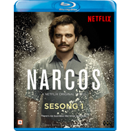 Narcos - Sesong 1 (BLU-RAY)