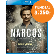 Produktbilde for Narcos - Sesong 1 (BLU-RAY)