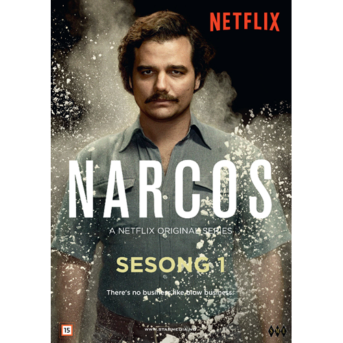 Narcos - Sesong 1 (DVD)