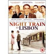 Night Train To Lisbon (UK-import) (DVD)